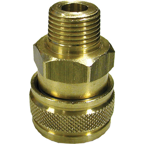 M Ball Quick Couplings