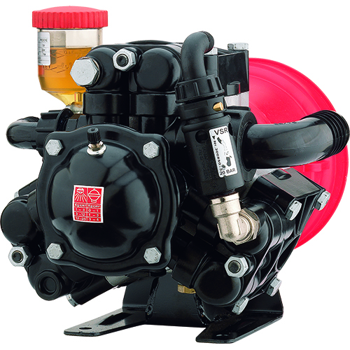 AR115 - AR135  - 550 RPM - Semi-Hydraulic Three-Diaphragm Pump