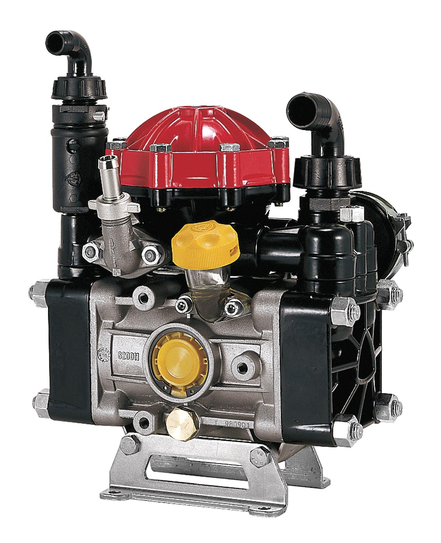 Annovi Reverberi AR30-SP 550 RPM Semi-Hydraulic Two Diaphragm Pump