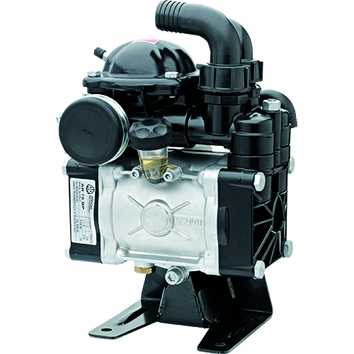 AR70 - 550 RPM - Semi-Hydraulic Two-Diaphragm Pump