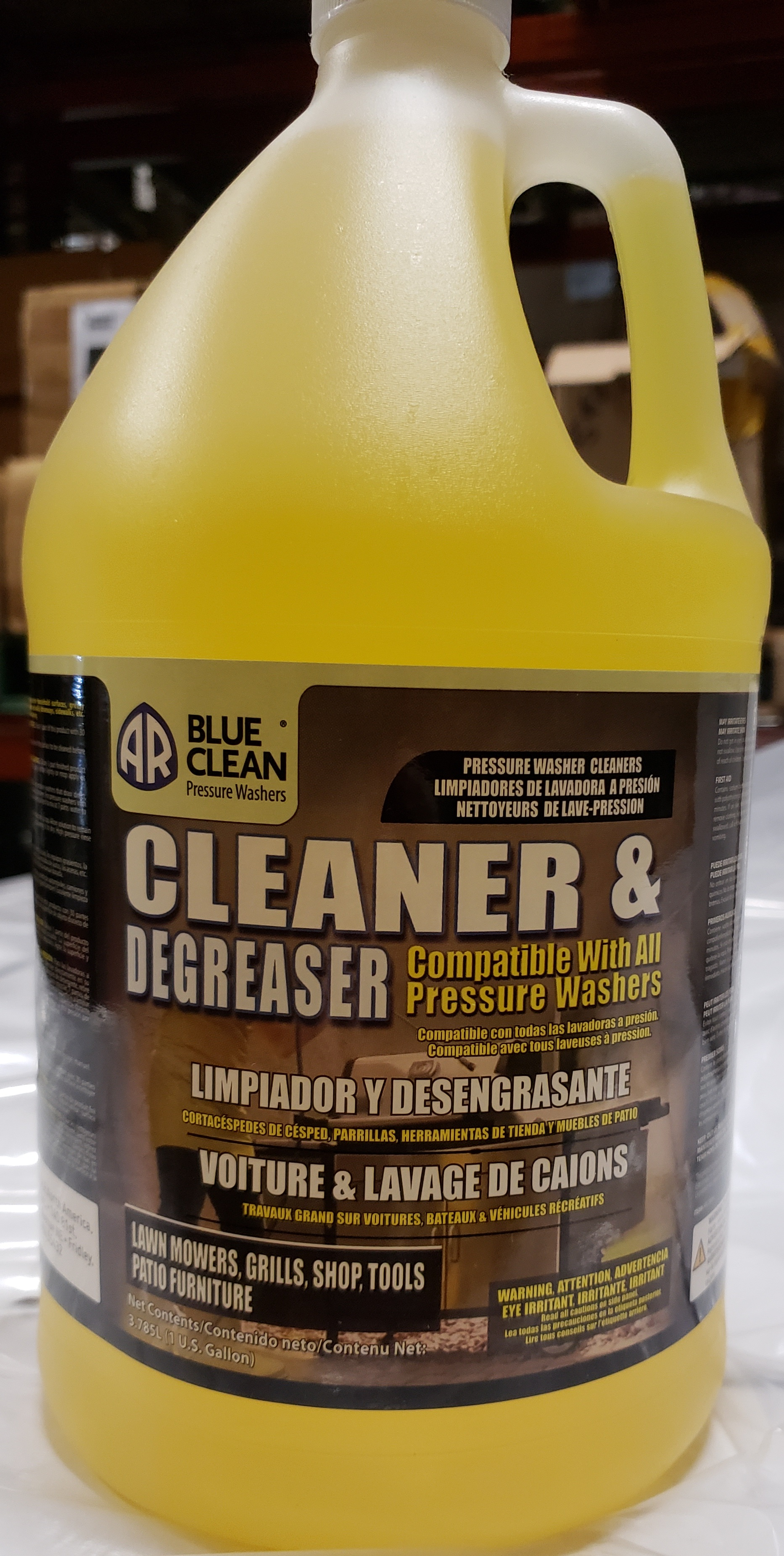 AR Blue Clean Degreaser Concentrated Detergent 1:30, ARDC004