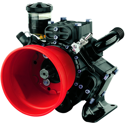 AR813 - 550 RPM - Semi-Hydraulic Three Diaphragm Pump