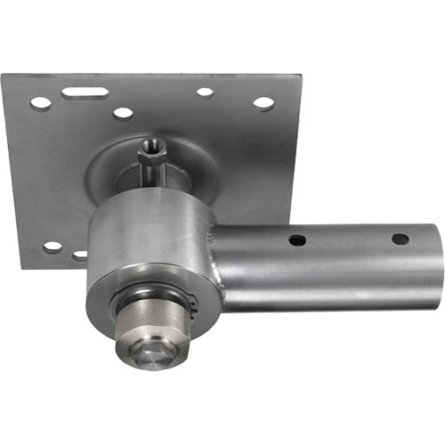 Stainless Steel Boom Bracket 360° Swivel