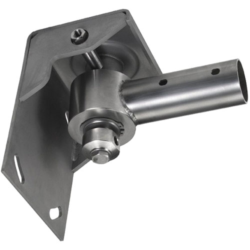 Stainless Steel Boom Bracket 180° Swivel