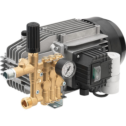 HPV-MO 1750 RPM Misting Pump - Motor Combo