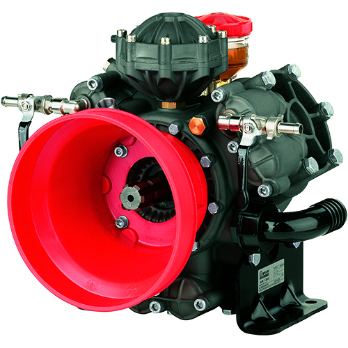 Annovi Reverberi AR1053-C/C 550 RPM Semi-Hydraulic Three Diaphragm Pump