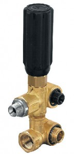 Unloader Valve For High Pressure Pumps