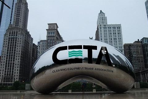 CETA / ISSA Interclean show chicago 2016
