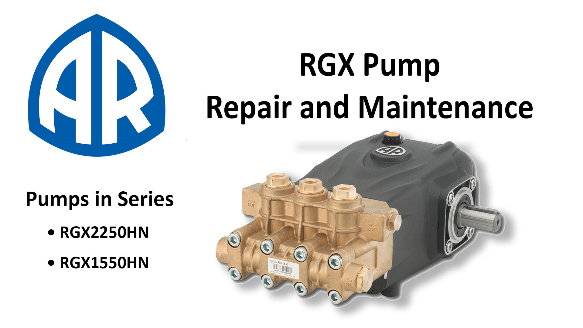 Annovi Reverberi AR RGX series
