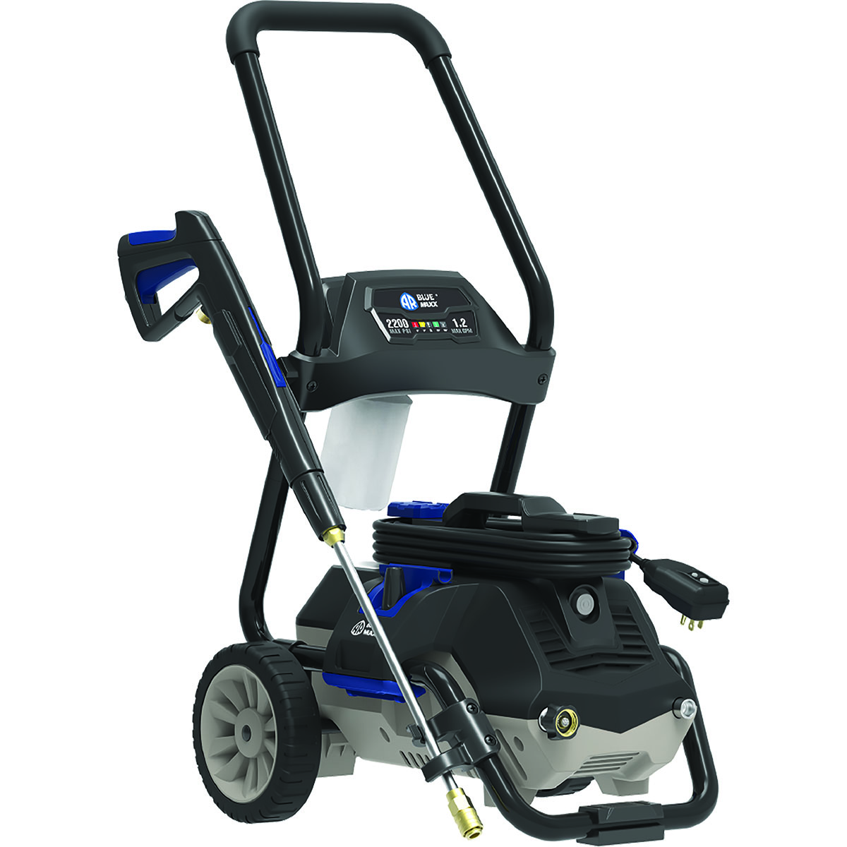 AR Blue Clean MAXX2200 electric pressure washer